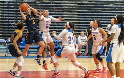 Rock Valley College defeats Elgin Community College 83-39 on Nov. 26.