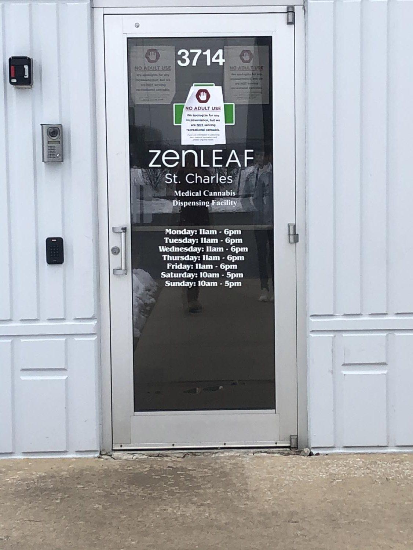 Cannabis dispensary Zen Leaf in Saint Charles
