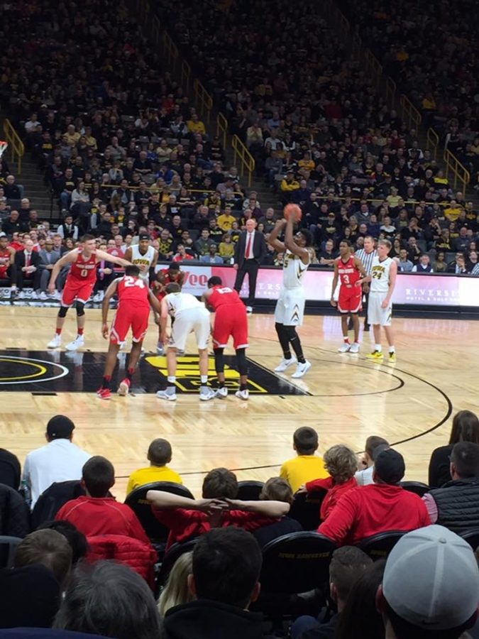 The Iowa Hawkeyes and Ohio State Buckeyes are both teams are locks for the 2020 tournament