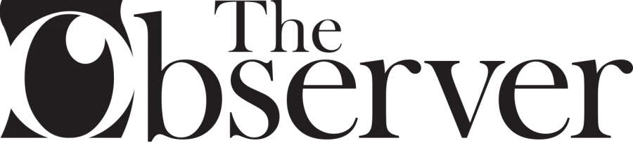 Joining the Observer staff