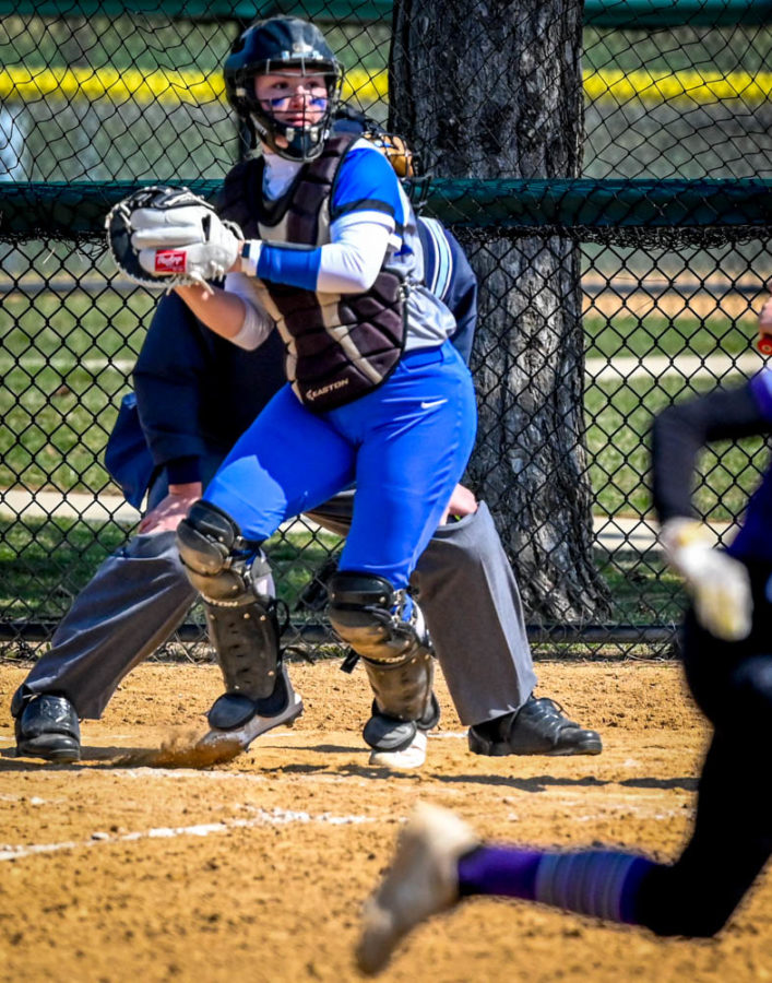 The ECC women's softball team split a double header on April 3 against Joliet Junior College. As of April 7, the Lady Spartans are 1-5-1.  The team has 20 games scheduled through May.