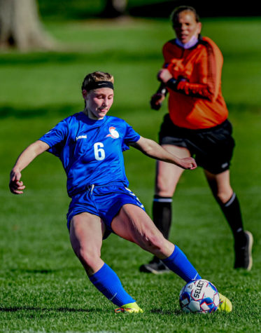 The Lady Spartans soccer team defeated Madison 3-0 on April 12. As of April 16, the team is 2-0.
