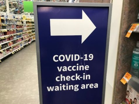 As of May 15, 156,217,367 people in the U.S. had received at least one dose of the vaccine, according to the Centers for Disease Control and Prevention.