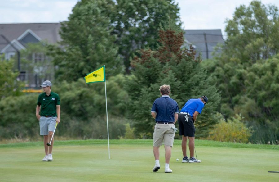 The Spartans golf team hosted the Elgin College Invite on Sept. 8. College of Lake County won the invitational.